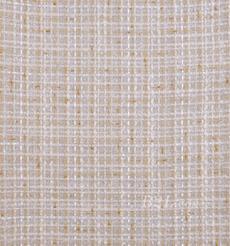 毛紡 粗紡 金線 格子 提花 色織 香奈兒風 無彈 粗糙 秋冬 大衣 外套 女裝 80901-18