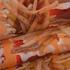 汉堡 期货 薯条 75D 高捻乱麻 印花 薄 柔软 连衣裙 衬衫 女装 春秋 60621-19