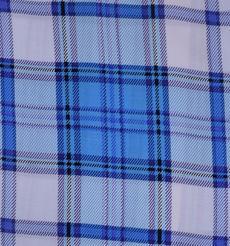 人棉期货格子梭织印花无弹衬衫连衣裙 短裙 薄 棉感 70522-26