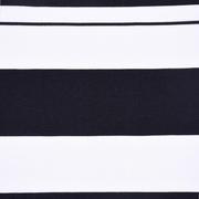 楼梯布 坑条 条子 横条 圆机 针织 纬编 T恤 针织衫 连衣裙 定位 棉感柔软 期货 60311-11