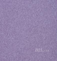梭织染色素色雪狐绒面料-秋冬大衣外套面料80903-2