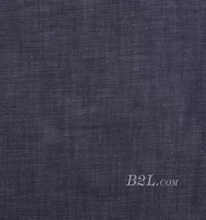 棉麻 梭织 斜纹 染色 牛仔 硬 弹力 春秋冬 裤装 外套 80819-2