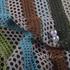 圆孔 棉感 网布 无弹 外套 60620-26