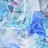 花朵 期货 线绉 雪纺 梭织 印花 连衣裙 衬衫 短裙 薄 女装 春夏秋 60621-227
