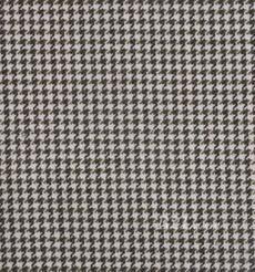 毛紡 千鳥格 羊毛 粗紡 提花 色織 低彈 秋冬 大衣 外套 女裝 81026-5