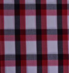 现货 格子梭织色织低弹休闲时尚风格 衬衫 连衣裙 短裙 棉感 60929-63