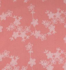花朵 呢料 柔軟 羊毛 大衣 外套 女裝 70410-6