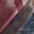 条纹 棉感 针织 平纹 低弹 纬弹 外套 上衣 大衣 连衣裙 60620-19
