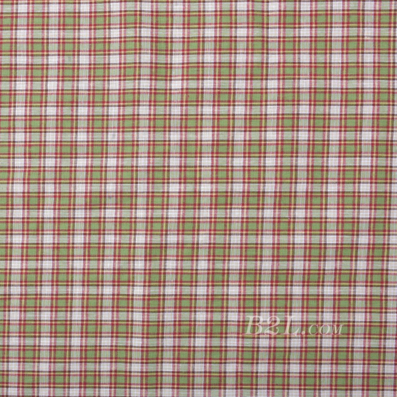 梭織染色格子面料-春夏連衣裙外套襯衫面料Z16