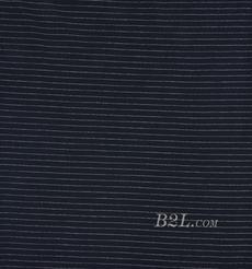条纹 针织 横条 金丝 高弹 棉感 春秋 T恤 针织衫 连衣裙 80905-11