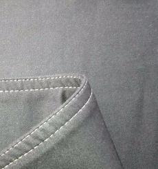 短密手感的纯棉梭织抓剪毛染色布