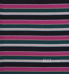 条纹 针织 横条 弹力 棉感 春秋 T恤 针织衫 连衣裙 80905-25