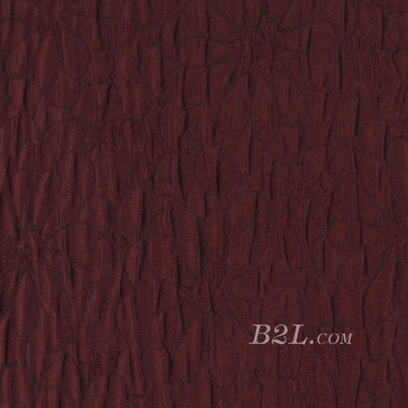 素色 提花 色织 女装 外套 大衣 春秋 期货 60401-76