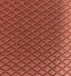 厂家定制菱形格纹氨纶弹力布