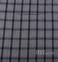 梭織 格子 棉感 色織 斜紋 無彈 外套 襯衫 大衣 褲子 60620-16