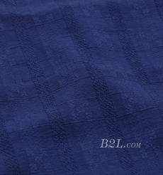 素色 梭織 染色 低彈 小提花 條子 全棉 連衣裙 襯衫 女裝  80604-13