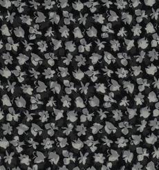 期货 印花 蝴蝶 全涤 梭织 无弹 雪纺 轻薄 连衣裙 衬衫 女装 60804-12