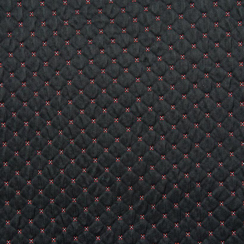 现货 格子 喷气 梭织 色织 提花 连衣裙 衬衫 短裙 外套 短裤 裤子 春秋 60401-45