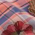 花朵 格子 色织 梭织 绣花 微弹 连衣裙 衬衫 女装 童装 春秋 71227-61