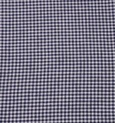 格子 梭織 色織 無彈 休閑時尚風格 襯衫 連衣裙 短裙 棉感 薄 棉麻色織布 春夏秋 60929-106
