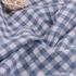 期货 格子  梭织  色织 连衣裙 短裙 衬衫 女装 春秋 61212-206