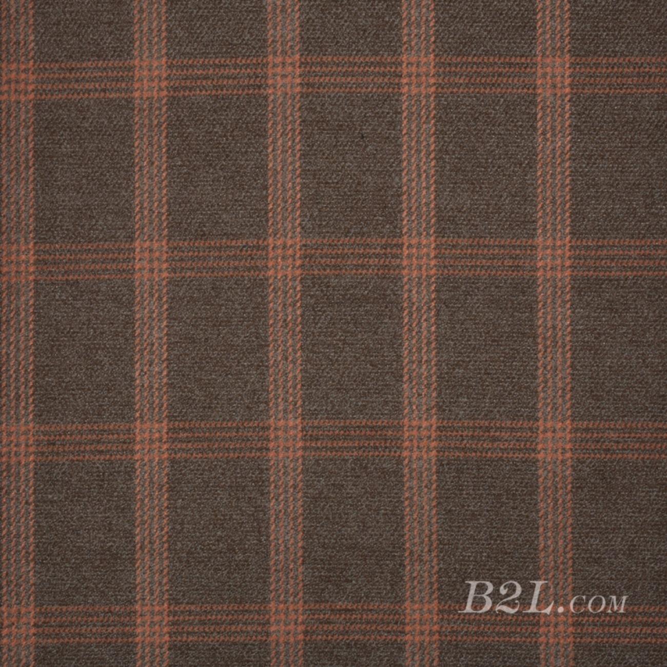 梭织染色格子面料-春秋冬外套半裙大衣面料90621-21