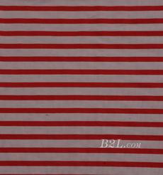 条纹 棉感 提花 平纹 连衣裙 外套 上衣 60701-18