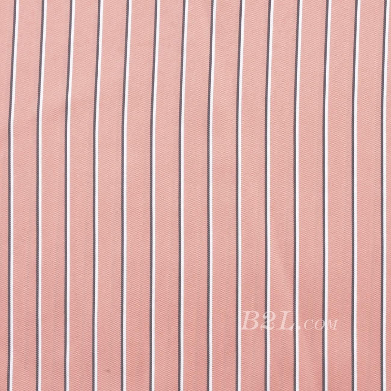 梭織染色條紋面料-春夏連衣裙襯衫面料S771
