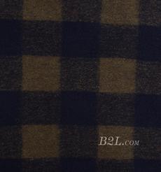 毛纺 低弹 色织 羊毛 外套 大衣 女装 80705-5