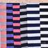 条子 横条 圆机 针织 纬编 T恤 针织衫 连衣裙 棉感 弹力 期货 60312-188