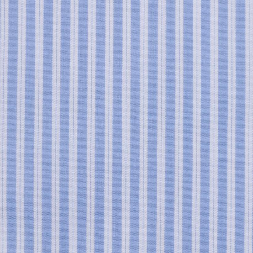 条子 梭织 色织 高弹 衬衫 连衣裙 短裙 棉感 柔软 细腻 现货 棉锦 女装  春夏 71028-61