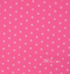 期貨 印花 全棉 梭織 棉感 花朵 低彈 薄 連衣裙 襯衫 四季 女裝 童裝 80302-37