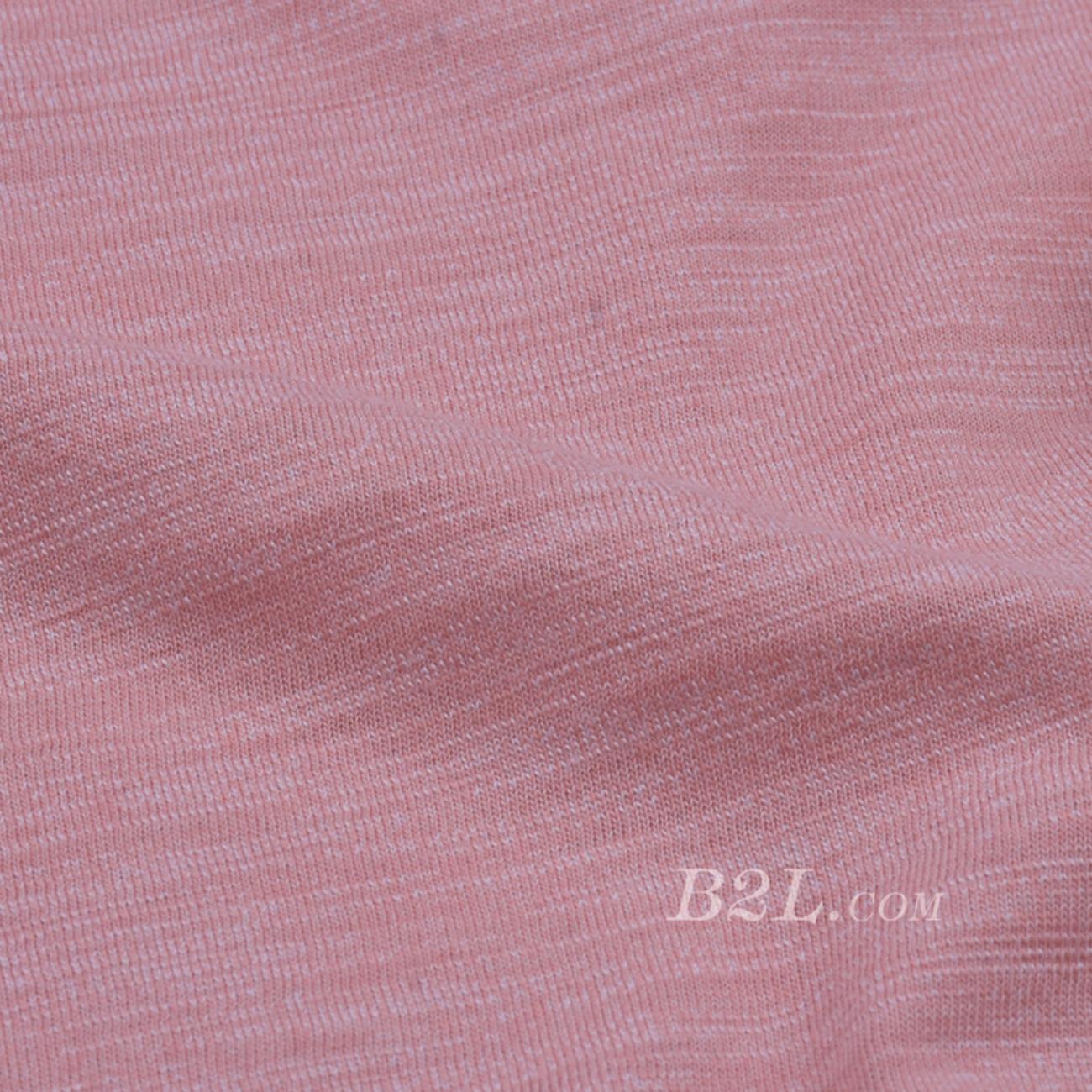 素色 针织 染色 彩棉 竹节 短袖 女装 男装 春夏 80517-60