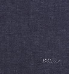 棉麻 梭织 斜纹 染色 牛仔 硬 弹力 春秋冬 裤装 外套 80824-10