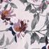 全人棉 人棉皱 花朵 梭织 印花 低弹 连衣裙 衬衫 女装 春秋 71204-1