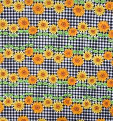 期貨 印花 全棉 梭織 棉感 花朵 低彈 薄 連衣裙 襯衫 四季 女裝 童裝 80302-36