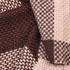 格子 毛呢 粗纺 梭织 色织 提花 无弹 外套 香奈儿风 西装 短裤 柔软 粗糙 绒感 女装 冬 70820-18