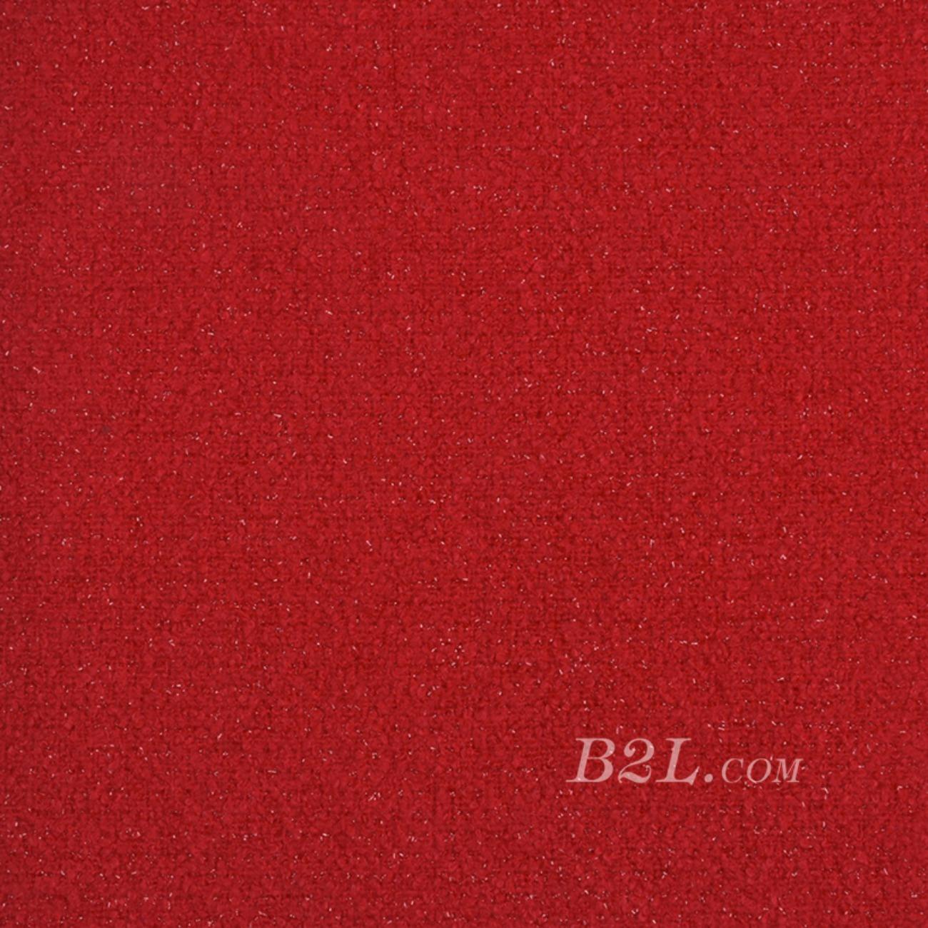 毛纺 梭织 素色 羊毛 低弹 亮丝 春秋冬 连衣裙 女装 大衣 外套 81122-16