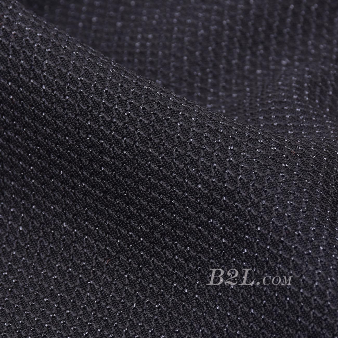 银丝鸟眼 素色 针织 染色 高弹 运动装 偏硬 女装 男装 春夏 80302-61