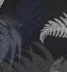 期货 印花 植物 全涤 梭织 无弹 雪纺 轻薄 连衣裙 衬衫 女装 60804-11