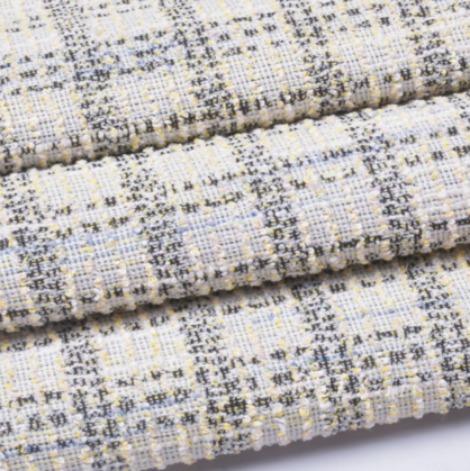 梭织针织格子布面料的特色,看过后你就懂了。