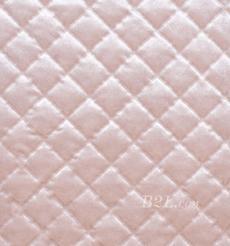提花 梭織 染色 低彈 菱形格 春秋冬 時裝 棉衣 90309-19