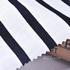 条子 横条 圆机 针织 纬编 T恤 针织衫 连衣裙 棉感 弹力 期货 60312-73