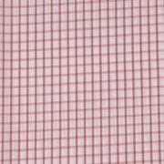 格子 噴氣 梭織 低彈 襯衫 連衣裙 女裝 春夏 70327-13