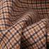 格子 呢料 柔软 羊毛 大衣 外套 女装 70623-5