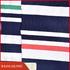 条子 横条 圆机 针织 纬编 T恤 针织衫 连衣裙 棉感 弹力 定位 罗纹 期货 60312-58