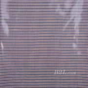 格子 梭织 色织 反光 PU复合 低弹 春秋 大衣 外套 女装 80714-18