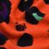 豹点 呢料 柔软 羊毛 大衣 外套 女装 70315-8
