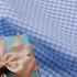 现货 全棉 格子 梭织 低弹 柔软 细腻 棉感 衬衫 连衣裙 男装 女装 春夏秋 71028-35