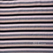 条子 竖条 圆机 针织 纬编 T恤 针织衫 连衣裙 棉感 弹力 期货 60312-108